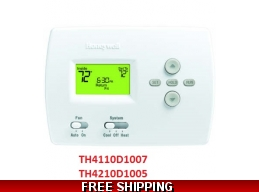 Honeywell Programmable Thermostats